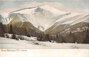 4619  NH Mount Washington  in Winter