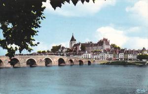 France Gien Vue generale 1965 Photo