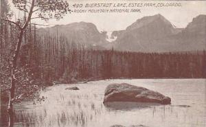 Bierstadt Lake,  Estes Park, Colorado,  00-10s