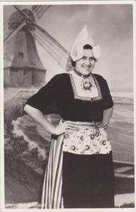 RP; Dutch Costumes, Old Dutch Silver - Real Delft Ware, Windmill, 10-20s