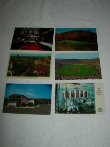 New Haven CT - Lot Of 6 Great Vintage Postcards - x0589