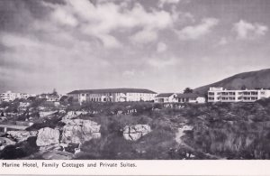 Marine Hotel Cape Town South Africa Private Suites Postcard