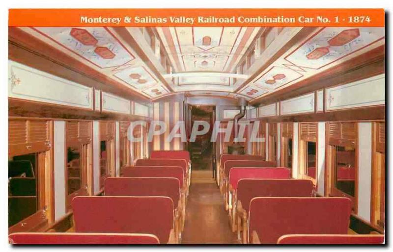 CPM Monterey & Salinas Valley Railroad Combination Car No.1