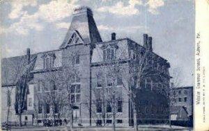 Webster Grammer School in Auburn, Maine