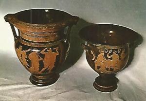 Postal 53917: Crateras griegas. Ampurias