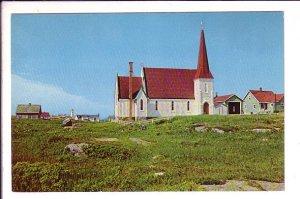 St Johns Anglican Church, Peggy's Cove, Nova Scotia, Canada