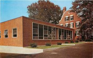 Providence Rhode Island~Bryant College~Business Education~New Classroom~1950s