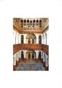 Foundouk Ennajjarine Fes Building Interior view