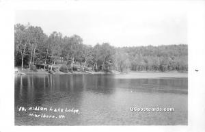 Hidden Lake Lodge