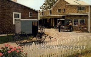 Amish carriage makers shop -pa_qq_5688
