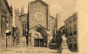Italy - Chiesa di Sant'Anastasia (Verona) 01.30