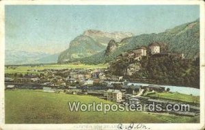 Kufstein vom Zellerberg Germany 1907