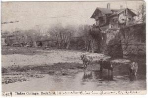 Tinket Cottage, Rockford Ill