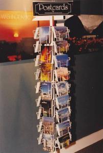 New Modern Post Card Rack  #4, Grant-Mann Lithographers Ltd , Vancouver , B.C...