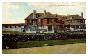 Rhode Island Newport , J.Marsden Perry Mansion