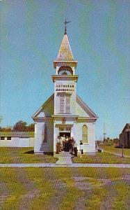 The Harold Warp Pioneer Village The Old Lutheran Church Minden Nebraska