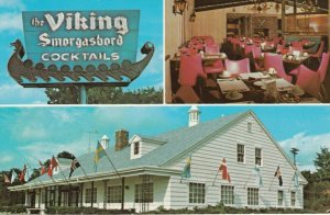 DUNDEE , Illinois, 1950-60s ; Viking Restaurant