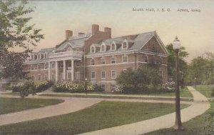 Iowa Ames South Hall I S C Albertype