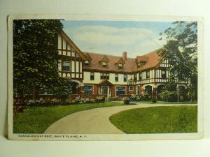 Old Postcard White Plains, NY