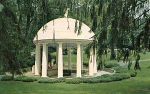 WV - White Sulphur Springs. The Greenbrier, Spring House