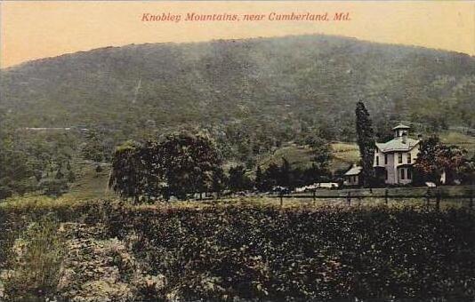 Maryland  Cumberland Knobley Mountains