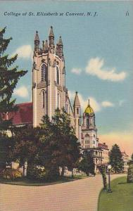 College Of St Elizabeth At Convent, New Jersey, 30-40s