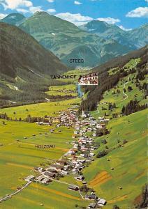 Steeg Lechtal Tirol, Hotel Pension Tannenhof Holzgau Gesamtansicht