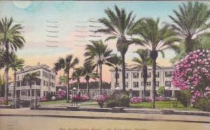 The Buckingham Hotel, ST. AUGUSTINE, Florida, PU-1940