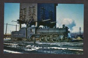PQ Canadian Pacific Railroad Train 2229  Montreal Postcard Carte Postale Quebec