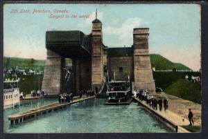 Lift Lock,Peterborough,Ontario,Canada