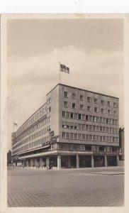 Germany Stuttgart Hotel Graf Zeppelin 1946 Real Photo sk4189