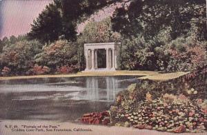 California San Francisco Portals Of The Past Golden Gate Park