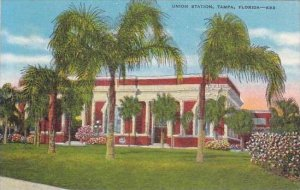 Florida Tampa Union Station