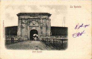 CPA La Rochelle. Port Royale. (666752)