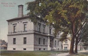 Public Library Michigan City Indiana 1911