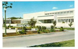 Provincial Museum And Archives Of Alberta, Building Exterior, Edmonton, Alber...