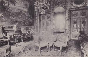 PARIS, Hotel Lauzun, Petit Salon, premier Etage, cote gauche, France, 00-10s