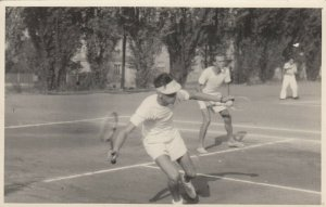 RP: Tennis Players , 1920-40s