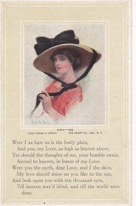 Artist Frank H. DESCH, Ida, 1900-10s