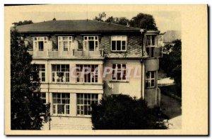 Old Postcard Lazne Velichovky
