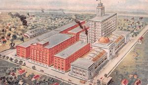 Medicine Advertising Old Vintage Antique Post Card JR Watkins Medical Company...