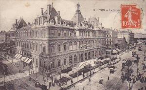 France Lyon Le Palais