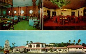Florida Fort Myers Spanish Main Motel and Oyster Bar