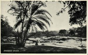 Zambesi Zambeze Zambezi River (1940s)
