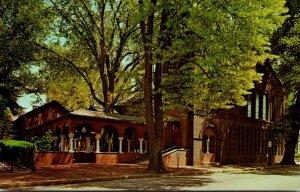 Pennsylvania Lancaster Saint James' Church