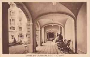 France Tours Hotel De L'Univers Le Cloitre