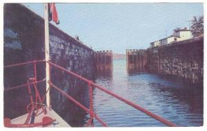 The Canadian Lock, Ontario, Canada, 40-60s
