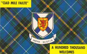 Canada Hundred Thousand Welcomes From Nova Scotia