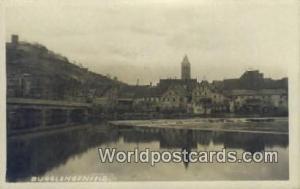 Burglengenfeld Germany, Deutschland Postcard