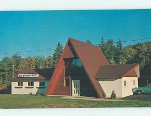 Pre-1980 RETAIL STORE SCENE Negaunee - Near Ishpeming & Marquette MI hp0161